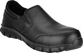 Women's Reebok Sublite Composite Toe Slip-On Work Shoe RB036