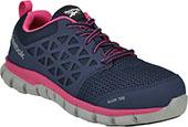 Women's Reebok Sublite Alloy Toe Athletic Work Shoe RB046
