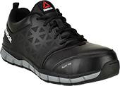 Women's Reebok Sublite Alloy Toe Athletic Work Shoe RB049
