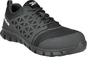 Men's Reebok Sublite Composite Toe Athletic Work Shoe RB4038