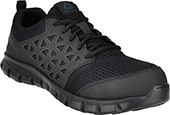 Men's Reebok Sublite Composite Toe Athletic Work Shoe RB4039