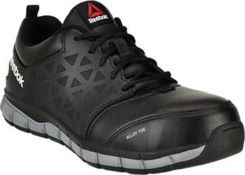 7956b2461d7d55 Men s Reebok Sublite Alloy Toe Athletic Work Shoe RB4049  Steel-Toe-Shoes .com