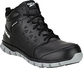 Men's Reebok Sublite Composite Toe Waterproof Athletic Work Boot RB4144