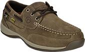 Men's Rockport Steel Toe Metguard Moc Toe Boat Shoe RP6734