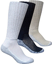 3-Pack Ultimate Technology Active Socks (U.S.A.)
