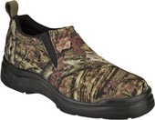 CLEARANCE - The Bubba Mossy Oak Steel Toe Slip-On Casual STS300
