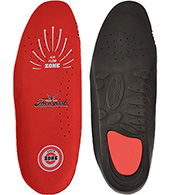 "Thorogood Dual Density Polyurethane ""SHOCK ZONE"" Cushioned Insert/Insole 889-8000"