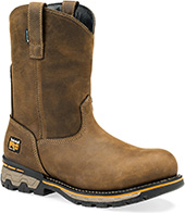 Men's Timberland Pro Alloy Toe WP Wellington Work Boot 1053A