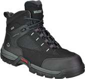 "Men's Wolverine 6"" Composite Toe WP Work Boot W02363"