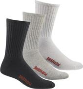 Wolverine 4-Pair-Pack Cotton Crew Sock (U.S.A.) W91102670