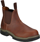 Men's Wolverine Steel Toe Slip-On Work Boot W02410