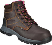 "Women's Wolverine 6"" Composite Toe WP Work Boot W10180"