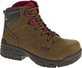 "Women's Wolverine 6"" Composite Toe WP Work Boot W10383"
